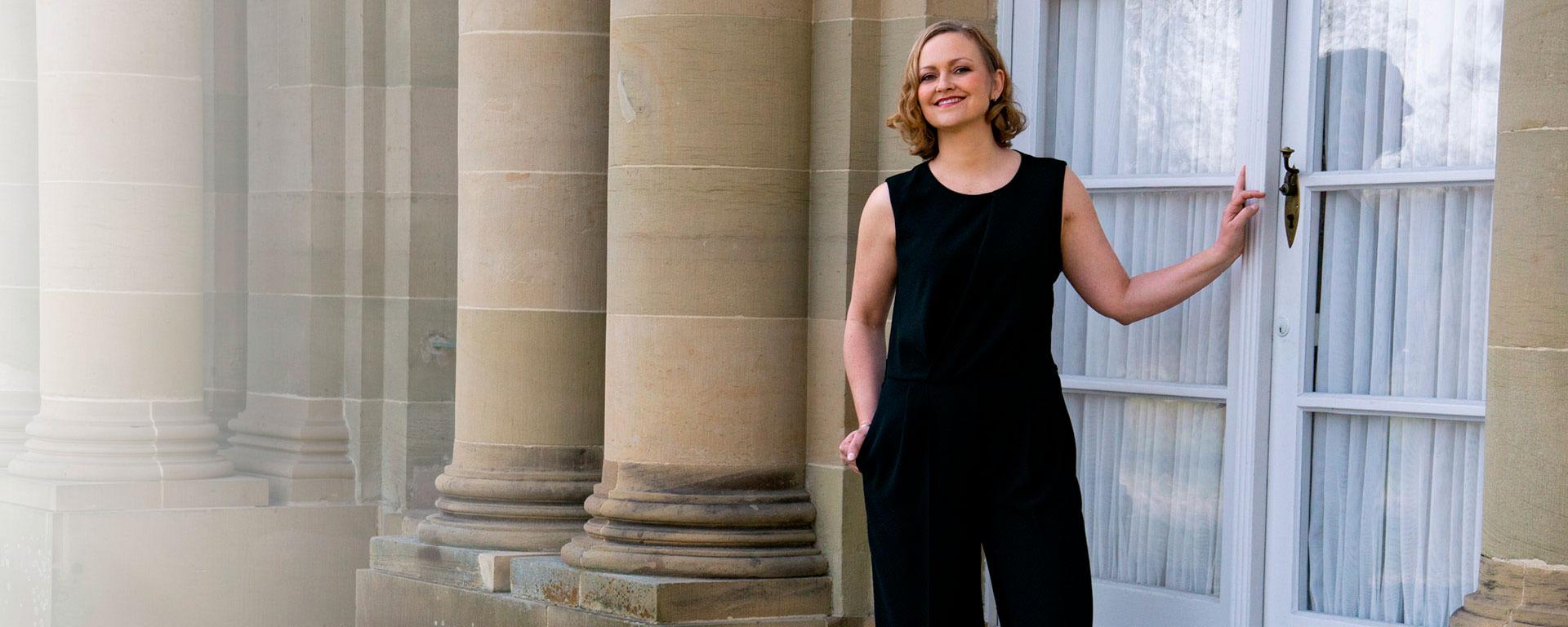 Sängerin Sopranistin für Trauerfeier Remstal
