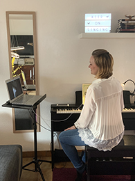 Gesangsunterricht Ludwigsburg Online Coaching
